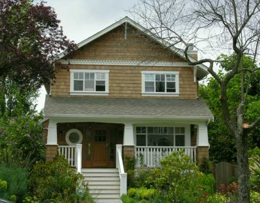 Main Photo: 6241 VINE ST in Vancouver: Kerrisdale House for sale (Vancouver West)  : MLS® # V601608