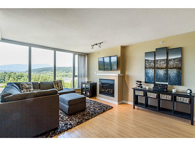 "Main Photo: 1503 651 NOOTKA Way in PORT MOODY: Port Moody Centre Condo for sale in ""SAHALEE"" (Port Moody)  : MLS®# V1137812"