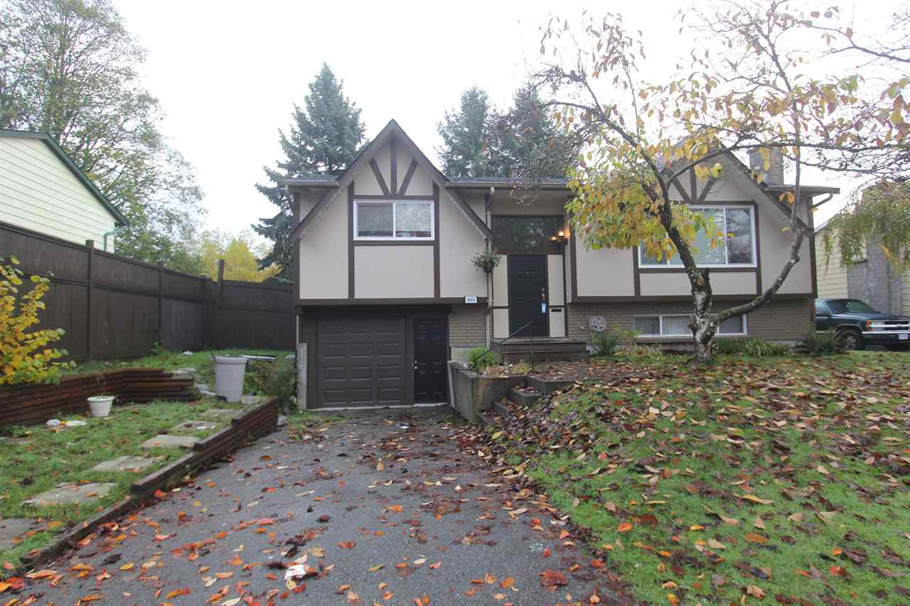 Main Photo: 8668 152A Street in Surrey: Fleetwood Tynehead House for sale : MLS(r) # R2016733