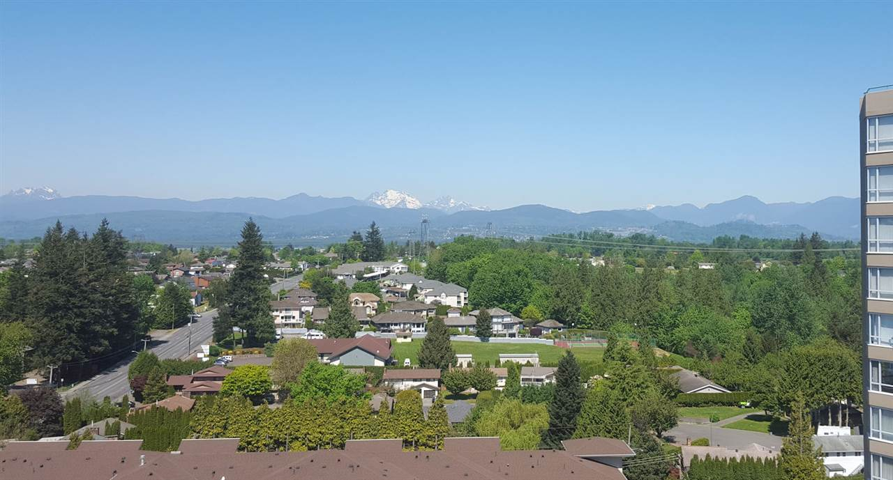 "Main Photo: 1503 3150 GLADWIN Road in Abbotsford: Central Abbotsford Condo for sale in ""REGENCY PARK"" : MLS® # R2060464"