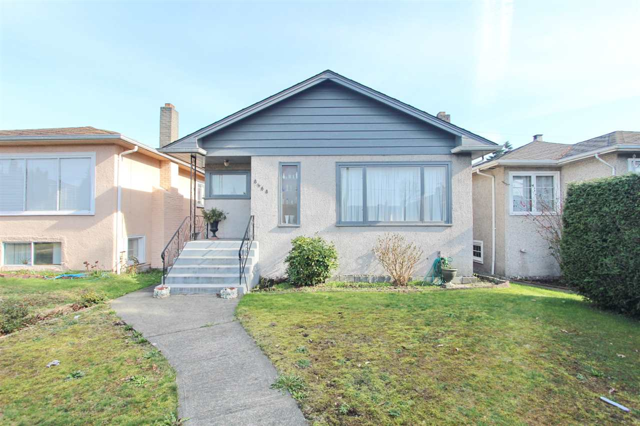 Main Photo: 8468 OAK Street in Vancouver: Marpole House for sale (Vancouver West)  : MLS® # R2062603