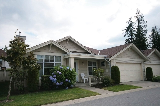 "Main Photo: 20 20751 87 Avenue in Langley: Walnut Grove Townhouse for sale in ""SUMMERFIELD"" : MLS®# R2080958"