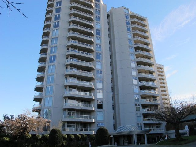 "Main Photo: 507 71 JAMIESON Court in New Westminster: Fraserview NW Condo for sale in ""PALACE QUAY/FRASERVIEW"" : MLS® # R2126579"