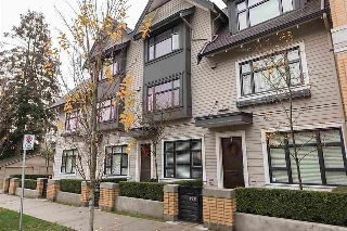 "Main Photo: 4933 MACKENZIE Street in Vancouver: MacKenzie Heights Townhouse for sale in ""MACKENZIE GREEN"" (Vancouver West)  : MLS®# R2126903"