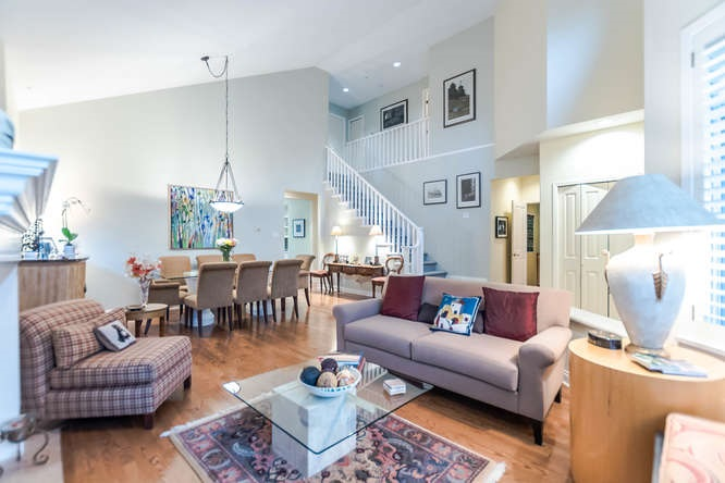 Photo 3: 20 5650 HAMPTON Place in Vancouver: University VW Townhouse for sale (Vancouver West)  : MLS® # R2139866