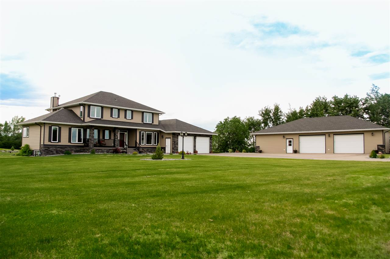 Main Photo: 48538 RR252: Rural Leduc County House for sale : MLS® # E4066692