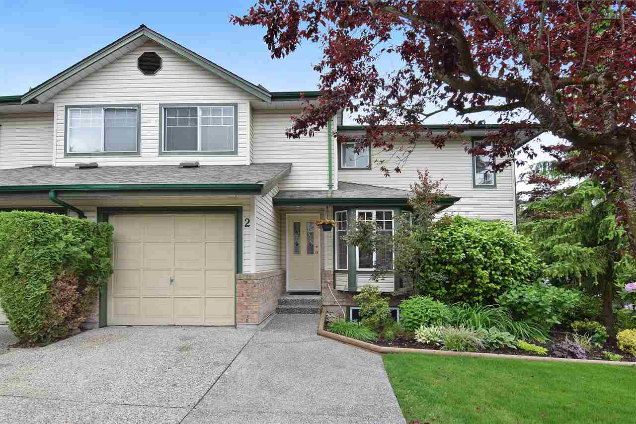 "Main Photo: 2 8863 216 Street in Langley: Walnut Grove Townhouse for sale in ""EMERALD ESTATES"" : MLS(r) # R2173959"