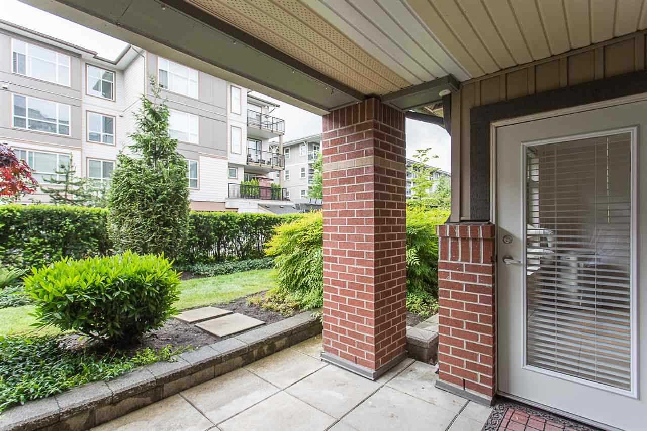 "Photo 12: 104 2330 WILSON Avenue in Port Coquitlam: Central Pt Coquitlam Condo for sale in ""SHAUGHNESSY WEST"" : MLS® # R2174446"