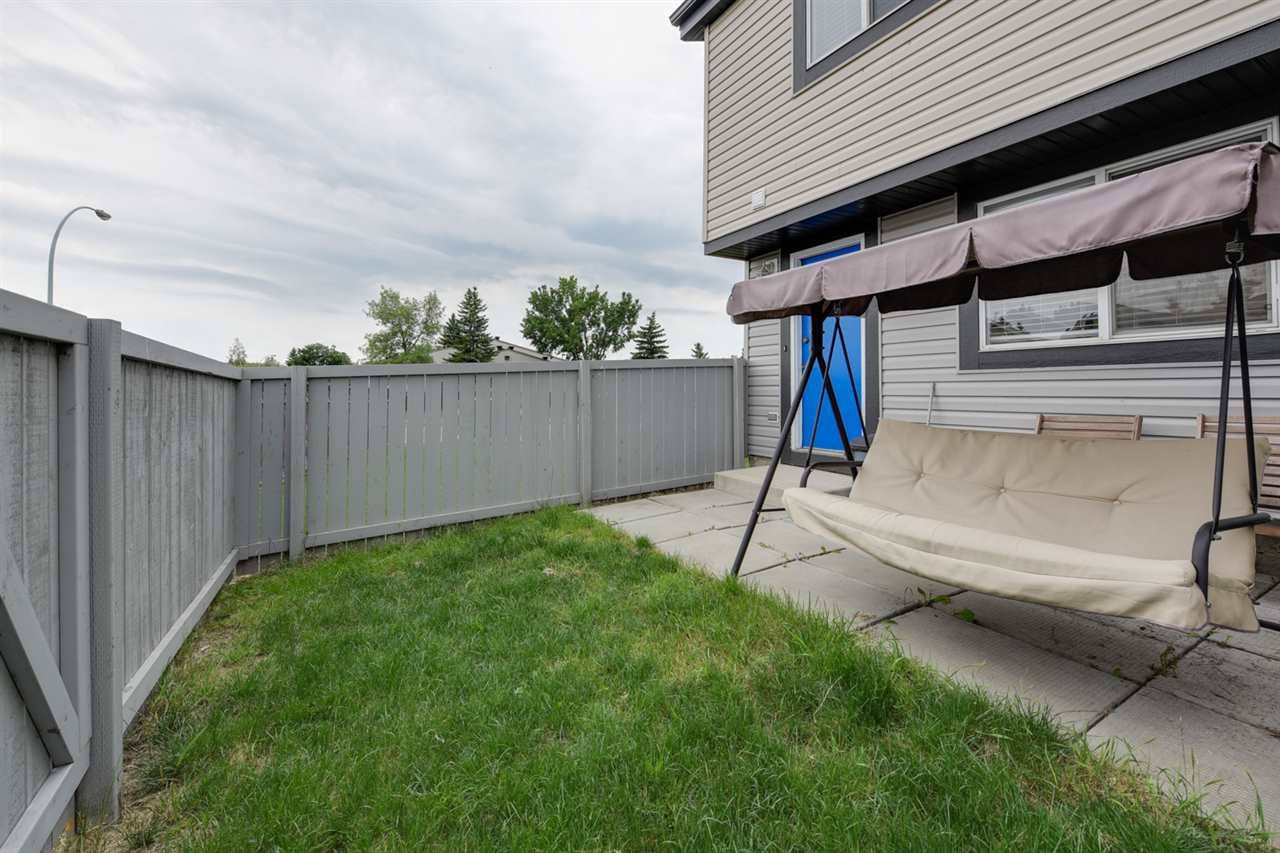 walk out to your own privately FENCED yard.
