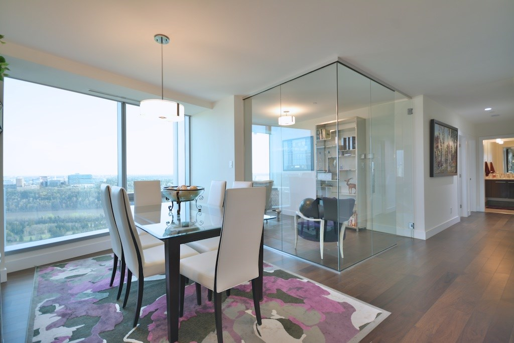 Photo 8: 2102 11969 JASPER Avenue in Edmonton: Zone 12 Condo for sale : MLS® # E4077358
