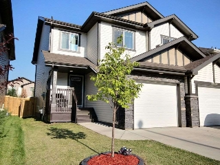 Main Photo:  in Edmonton: Zone 27 House Half Duplex for sale : MLS® # E4077882