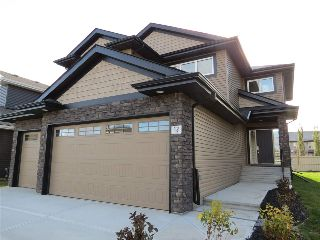 Main Photo: 12 Enchanted Way: St. Albert House for sale : MLS® # E4078669