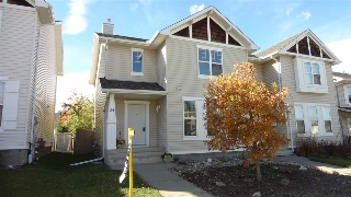 Main Photo: 54 Connor Lane: Sherwood Park House Half Duplex for sale : MLS® # E4083634