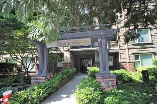 "Main Photo: 401 808 SANGSTER Place in New Westminster: The Heights NW Condo for sale in ""THE BROCTON"" : MLS® # R2215829"