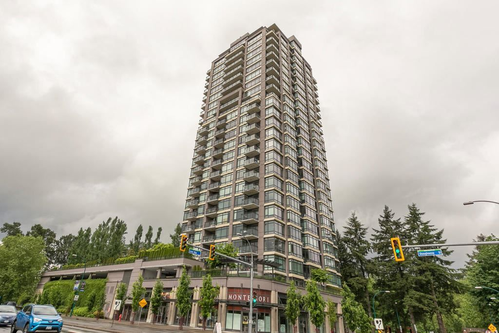 "Main Photo: 702 2789 SHAUGHNESSY Street in Port Coquitlam: Central Pt Coquitlam Condo for sale in ""THE SHAUGHNESSY"" : MLS® # R2220546"