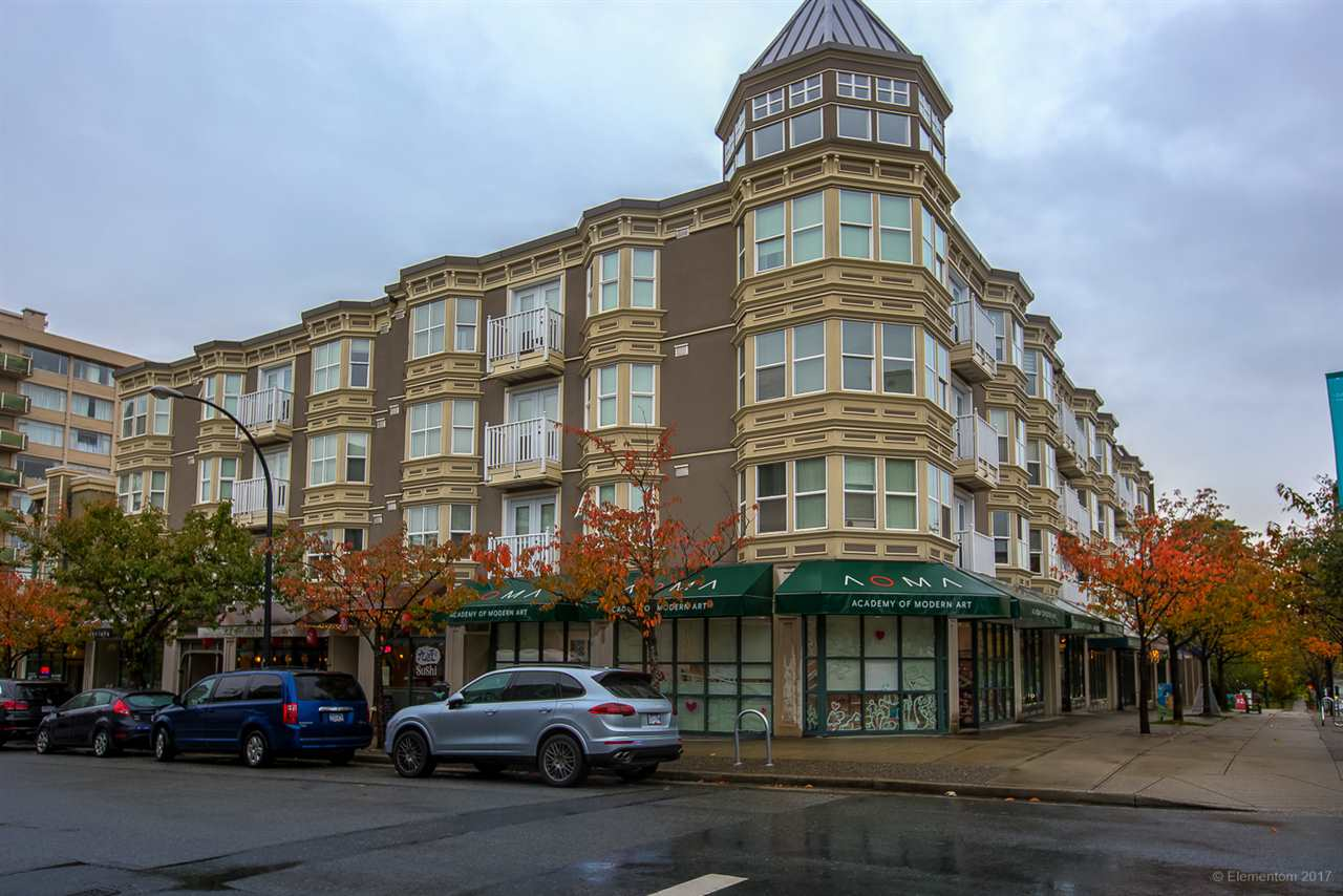 "Main Photo: 212 5723 BALSAM Street in Vancouver: Kerrisdale Condo for sale in ""KERRISDALE PLACE"" (Vancouver West)  : MLS® # R2231080"