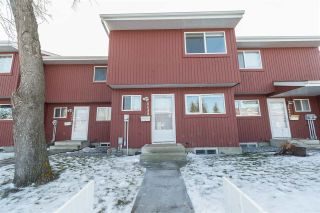 Main Photo:  in Edmonton: Zone 27 Townhouse for sale : MLS® # E4093337
