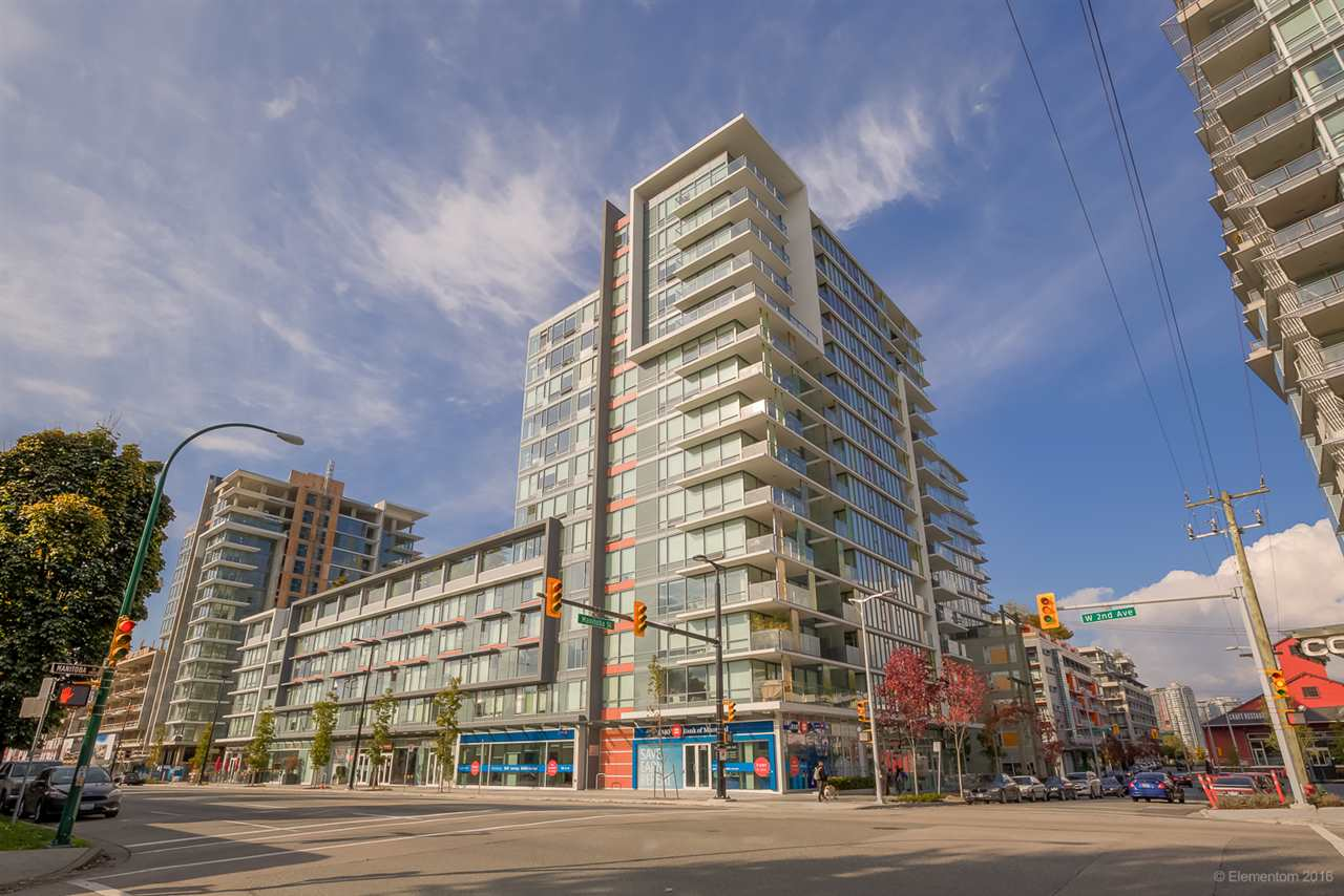 "Main Photo: 223 1783 MANITOBA Street in Vancouver: False Creek Condo for sale in ""RESIDENCE AT WEST"" (Vancouver West)  : MLS®# R2235634"