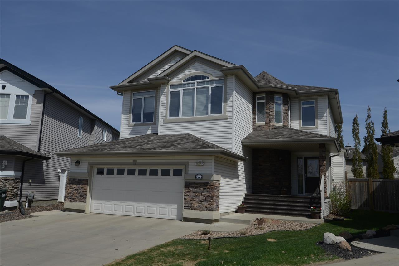 Main Photo: 377 Cowan Crescent NW: Sherwood Park House for sale : MLS®# E4096645