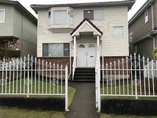 Main Photo: 3210 E 20TH Avenue in Vancouver: Renfrew Heights House for sale (Vancouver East)  : MLS®# R2256020