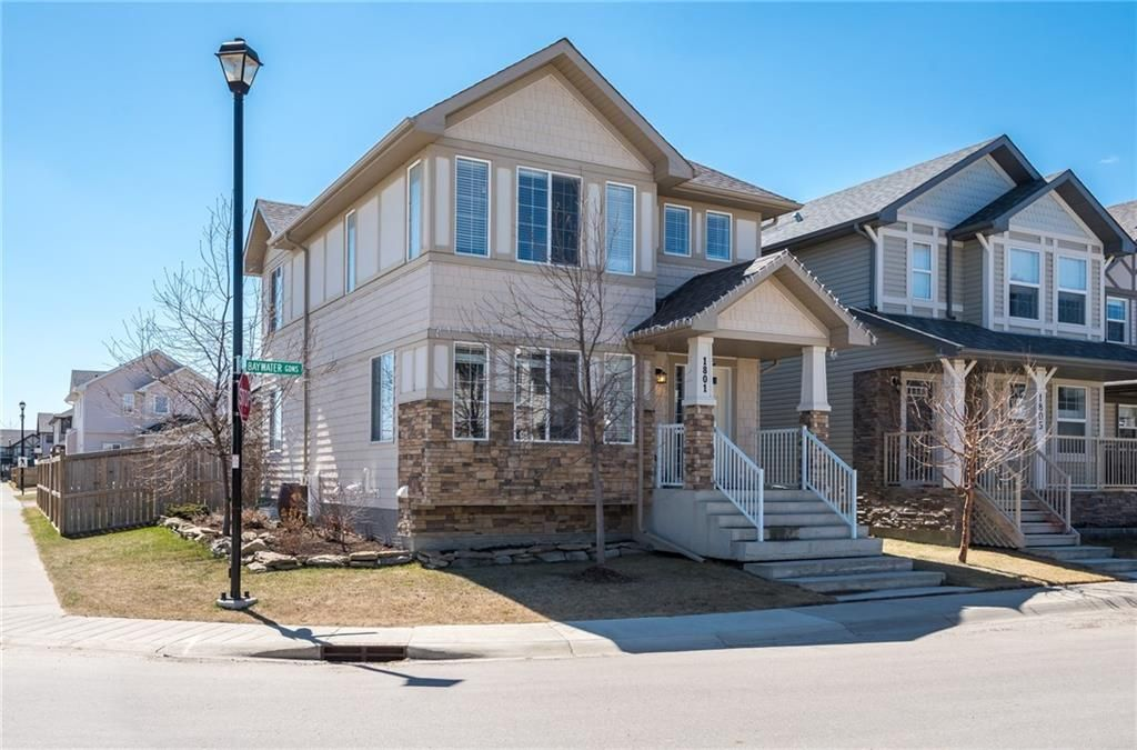 Main Photo: 1801 Baywater Gardens: Airdrie House for sale : MLS®# C4182626