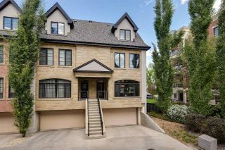 Main Photo: 7 9561 143 Street in Edmonton: Zone 10 Townhouse for sale : MLS®# E4115207