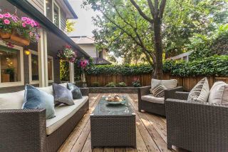 Main Photo: 2 1255 E 15 Avenue in Vancouver: Mount Pleasant VE Townhouse for sale (Vancouver East)  : MLS®# R2282968