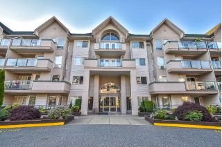 "Main Photo: 214 33738 KING Road in Abbotsford: Poplar Condo for sale in ""College Park"" : MLS®# R2308772"