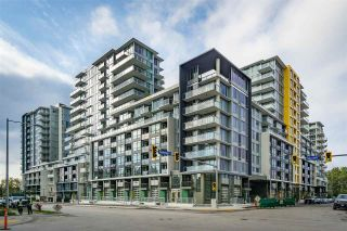 "Main Photo: 711 8688 HAZELBRIDGE Way in Richmond: West Cambie Condo for sale in ""SORRENTO CENTRAL"" : MLS®# R2314965"