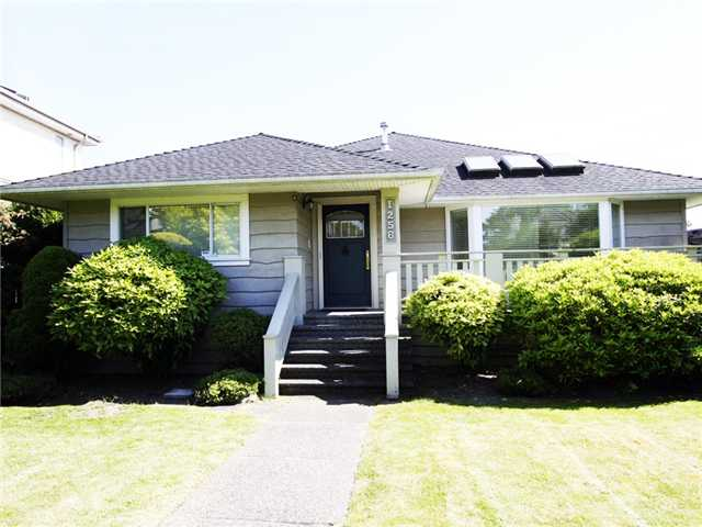 Main Photo: 1256 W 47TH Avenue in Vancouver: South Granville House for sale (Vancouver West)  : MLS® # V905214