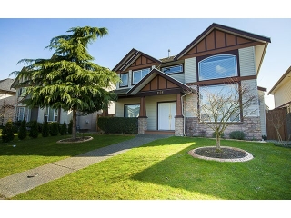 Main Photo: 1156 RIVERSIDE Drive in Port Coquitlam: Riverwood House for sale : MLS® # V994595