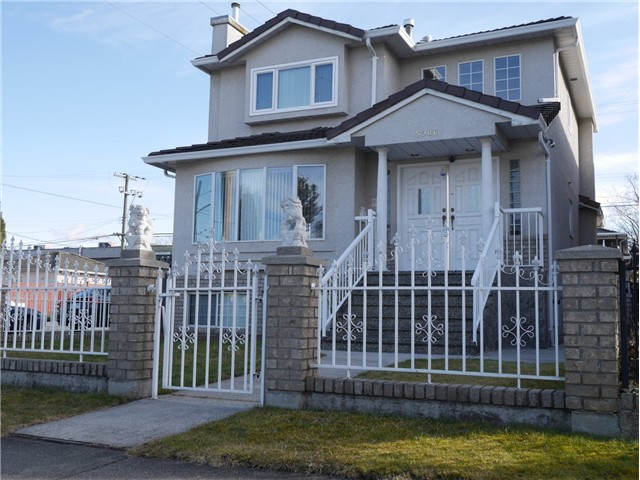 Main Photo: 5906 BEATRICE Street in Vancouver: Killarney VE House for sale (Vancouver East)  : MLS® # V1048925