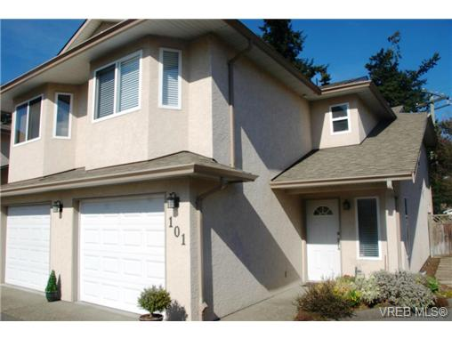 Main Photo: 101 793 Meaford Avenue in VICTORIA: La Langford Proper Townhouse for sale (Langford)  : MLS(r) # 334281