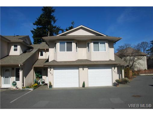 Photo 2: 101 793 Meaford Avenue in VICTORIA: La Langford Proper Townhouse for sale (Langford)  : MLS(r) # 334281