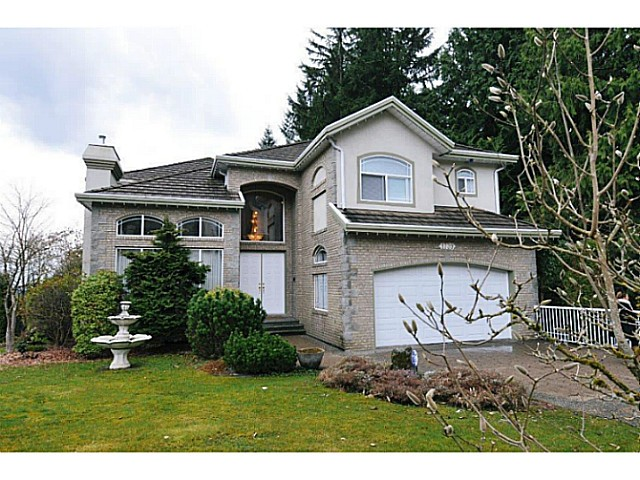 Main Photo: 1739 HAMPTON Drive in Coquitlam: Westwood Plateau House for sale : MLS(r) # V1053792