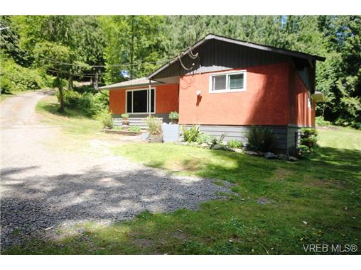 Main Photo: 3738 Otter Point Road in SOOKE: Sk Kemp Lake Single Family Detached for sale (Sooke)  : MLS® # 339020