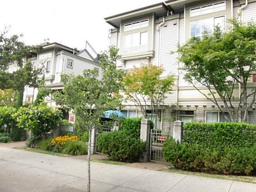 Photo 13: 6 2375 BROADWAY Other W in Vancouver West: Kitsilano Home for sale ()  : MLS(r) # V1081687