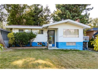 Main Photo: 3325 CHRISDALE Avenue in Burnaby: Government Road House for sale (Burnaby North)  : MLS(r) # V1136565