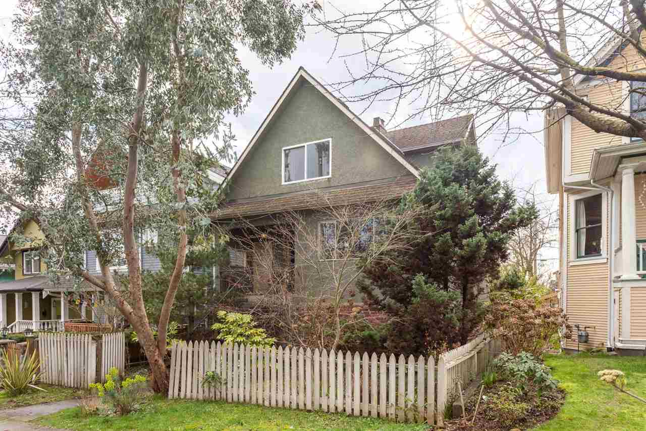 "Main Photo: 1828 E 2ND Avenue in Vancouver: Grandview VE House for sale in ""COMMERCIAL DRIVE"" (Vancouver East)  : MLS® # R2042602"