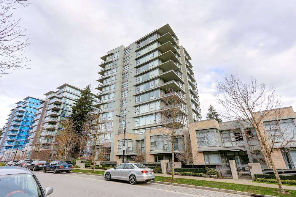Main Photo: 301 9188 UNIVERSITY Crescent in Burnaby: Simon Fraser Univer. Condo for sale (Burnaby North)  : MLS® # R2054492