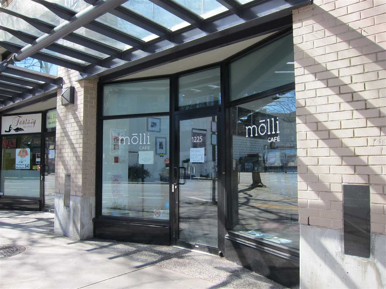 Main Photo: 1225 BURRARD Street in Vancouver: West End VW Commercial for sale (Vancouver West)  : MLS® # C8005811