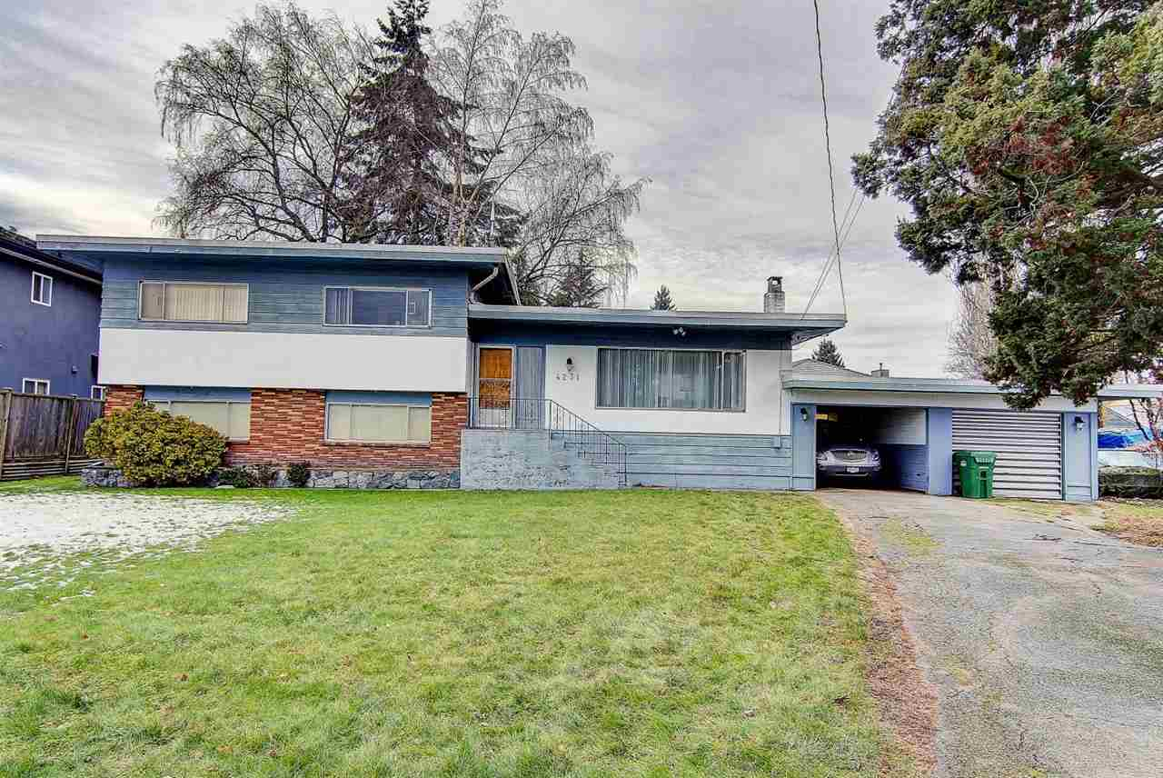"Main Photo: 4231 WOODHEAD Road in Richmond: East Cambie House for sale in ""East Cambie"" : MLS(r) # R2131131"