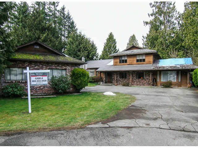 Main Photo: 20641 38A AVENUE in : Brookswood Langley House for sale : MLS® # F1405501