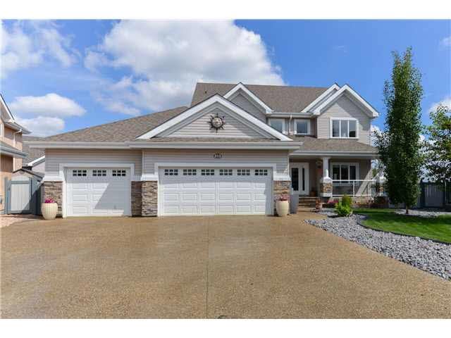 Main Photo: 313 Summerside Cove SW in Edmonton: Zone 53 House for sale : MLS(r) # E4051637