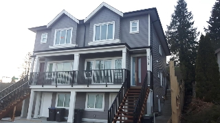 Main Photo: 1939 RIVER Drive in New Westminster: West End NW House 1/2 Duplex for sale : MLS(r) # R2141123