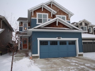 Main Photo: 4446 Crabapple Landing in Edmonton: Zone 53 House for sale : MLS(r) # E4054157