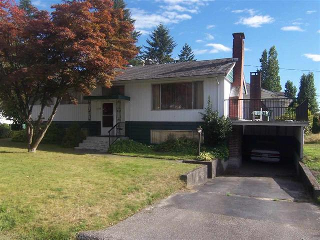 Main Photo: 1648 DORSET Avenue in Port Coquitlam: Glenwood PQ House for sale : MLS® # R2145583