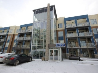 Main Photo: 420 2584 Anderson Way in Edmonton: Zone 56 Condo for sale : MLS(r) # E4054422