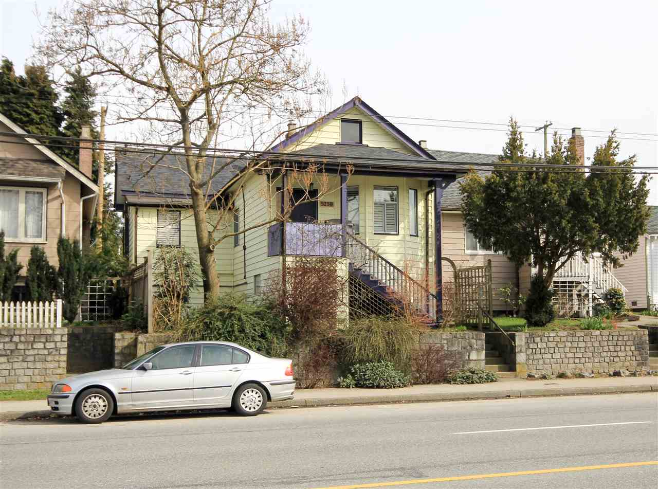 Main Photo: 5250 FRASER Street in Vancouver: Fraser VE House for sale (Vancouver East)  : MLS(r) # R2149578
