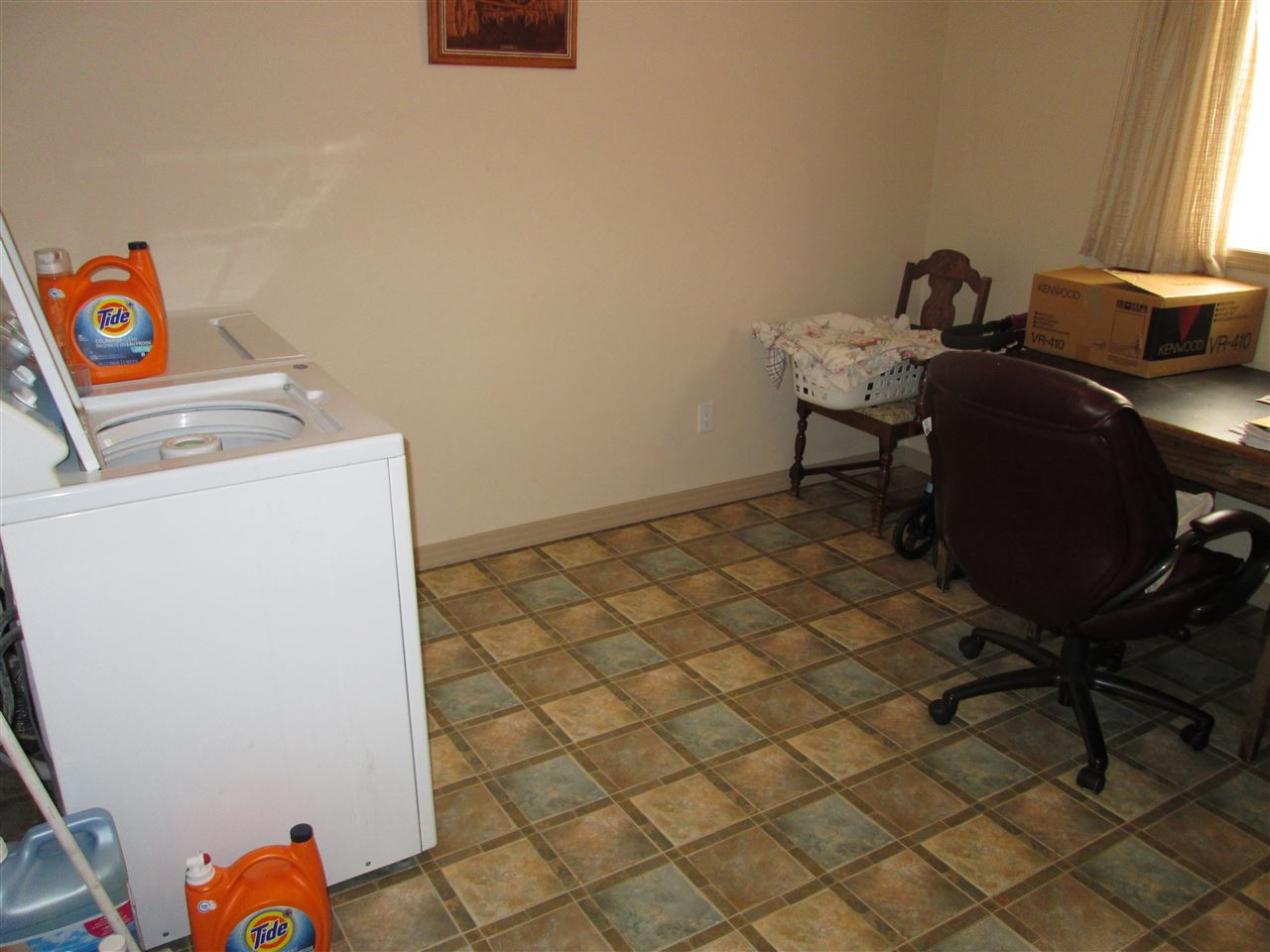 Used as an utility room/study. Can be reverted back to a bedroom.